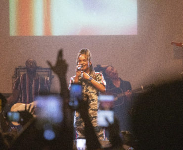 Koffee came to bring the rapture to Toronto — and delivered