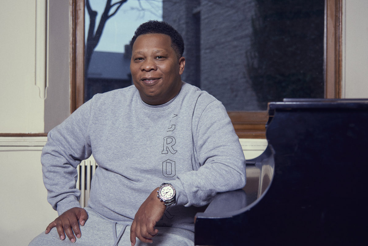 Mannie Fresh on why aspiring artists need to take more risks